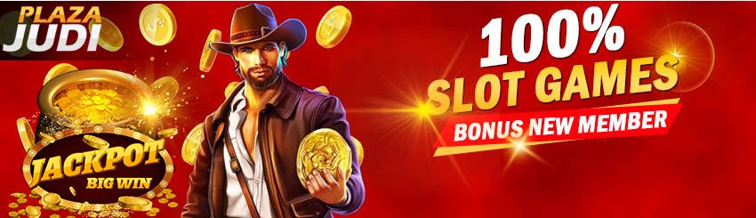 bonus besar judi slot online